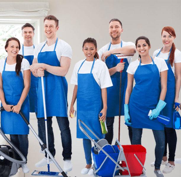 แม่บ้าน-ทำความสะอาด-โรงงาน